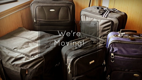 Were Moving