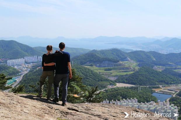 Hiking Horangsan